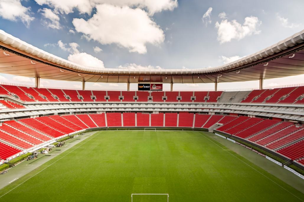 Chivas Stadium: Guadalajara